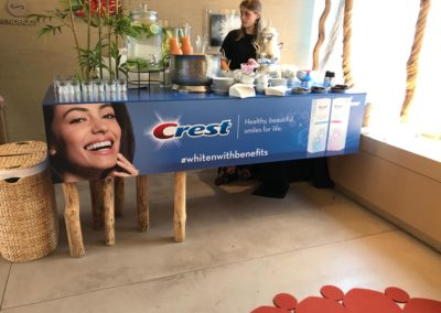 Procter & Gamble: Crest 3D White Whitening Therapy Collection Launch